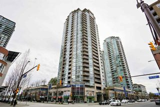 "Photo 1: 1103 2978 GLEN Drive in Coquitlam: North Coquitlam Condo for sale in ""Grand Central"" : MLS®# R2062885"