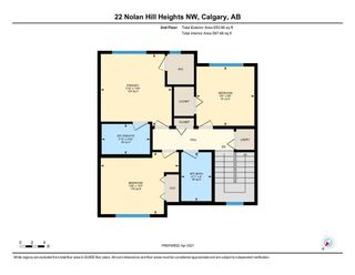 Photo 44: 22 Nolan Hill Heights NW in Calgary: Nolan Hill Row/Townhouse for sale : MLS®# A1101368