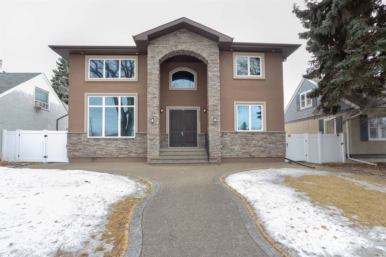 Main Photo: 9261 STRATHEARN Drive in Edmonton: Zone 18 House for sale : MLS®# E4231962