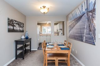 """Photo 4: 6 2458 PITT RIVER Road in Port Coquitlam: Mary Hill Townhouse for sale in """"SHAUGHNESSY MEWS"""" : MLS®# R2143151"""