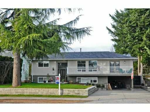 Main Photo: 1833 SALISBURY AV in Port Coquitlam: Glenwood PQ House for sale : MLS®# V991165