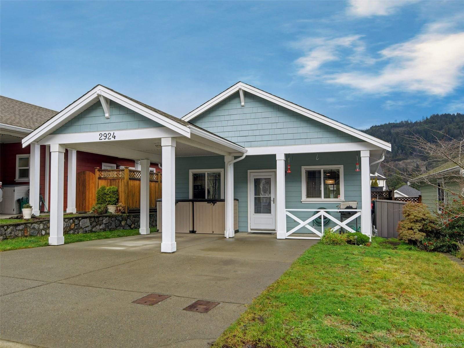 Main Photo: 2924 Trestle Pl in : La Langford Lake House for sale (Langford)  : MLS®# 865506