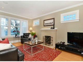 """Photo 3: 561 W 20TH Avenue in Vancouver: Cambie House for sale in """"DOUGLAS PARK"""" (Vancouver West)  : MLS®# V1093678"""