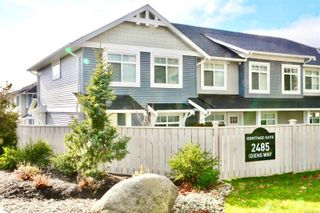 Photo 1: 101 2485 Idiens Way in : CV Courtenay East Row/Townhouse for sale (Comox Valley)  : MLS®# 866119