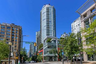 """Photo 27: 2805 833 HOMER Street in Vancouver: Downtown VW Condo for sale in """"Atelier"""" (Vancouver West)  : MLS®# R2597452"""