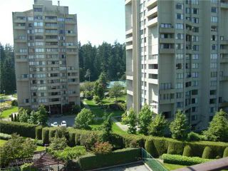 """Photo 10: 802 6455 WILLINGDON Avenue in Burnaby: Metrotown Condo for sale in """"PARKSIDE MANOR"""" (Burnaby South)  : MLS®# V961095"""