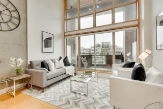"""Photo 6: 413 1529 W 6TH Avenue in Vancouver: False Creek Condo for sale in """"WSIX - South Granville Lofts"""" (Vancouver West)  : MLS®# R2435033"""