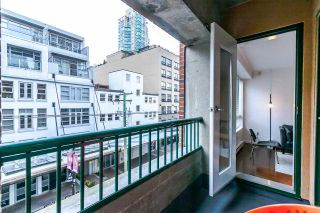 "Photo 14: 500 1226 HAMILTON Street in Vancouver: Yaletown Condo for sale in ""Greenwich Place"" (Vancouver West)  : MLS®# R2454174"