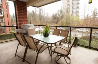 Photo 12: 219 100 CAPILANO ROAD in Port Moody: Port Moody Centre Condo for sale : MLS®# R2050259