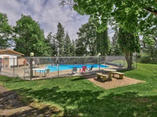 Photo 25: 45 1469 SPRINGHILL DRIVE in Kamloops: Sahali Townhouse for sale : MLS®# 164016