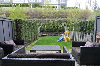 """Photo 16: 32 1295 SOBALL Street in Coquitlam: Burke Mountain Townhouse for sale in """"TYNERIDGE"""" : MLS®# R2159792"""