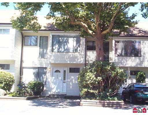 """Main Photo: 32 9358 128TH ST in Surrey: Queen Mary Park Surrey Townhouse for sale in """"Surrey Meadows"""" : MLS®# F2518185"""