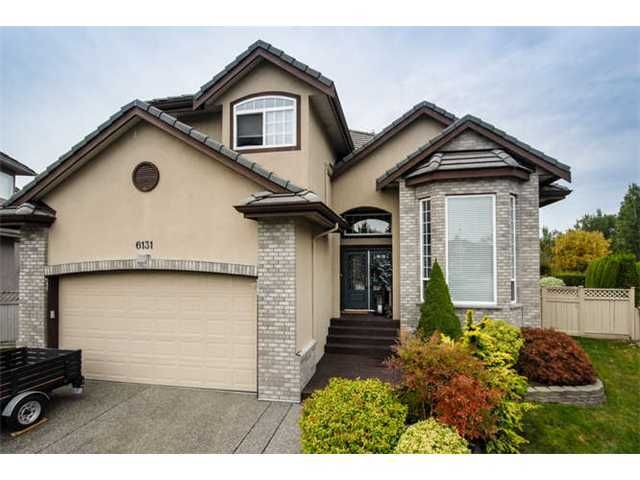 Main Photo: 6131 169A Street in Surrey: Cloverdale BC Home for sale ()  : MLS®# F1423245
