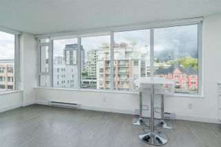 """Photo 8: 903 668 COLUMBIA Street in New Westminster: Quay Condo for sale in """"Trapp & Holbrook"""" : MLS®# R2292147"""
