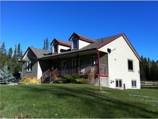 "Photo 1: 3243 ENGLISH COMPANY Road: 150 Mile House House for sale in ""BORLAND VALLEY"" (Williams Lake (Zone 27))  : MLS®# N241162"
