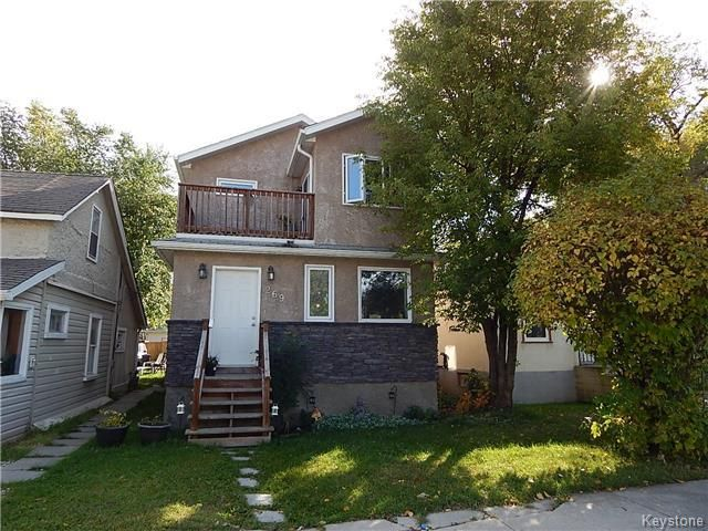 Main Photo: 269 Brooklyn Street in Winnipeg: St James Residential for sale (5E)  : MLS®# 1723854