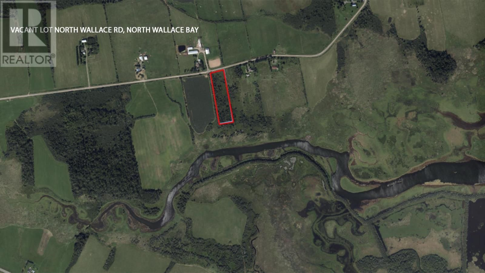 Main Photo: Vacant Lot North Wallace Road in North Wallace Bay: Vacant Land for sale : MLS®# 202110527