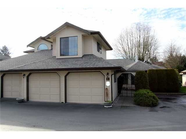 Main Photo: 10 9515 Woodbine Street in Chilliwack: Townhouse for sale : MLS®# H1400060