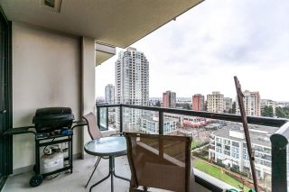 """Photo 11: 1408 7108 COLLIER Street in Burnaby: Highgate Condo for sale in """"ARCADIA WEST"""" (Burnaby South)  : MLS®# R2144711"""
