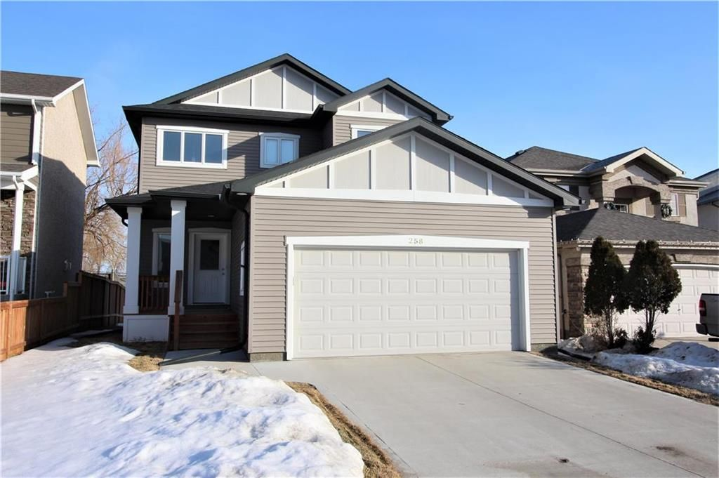 Main Photo: 258 Golden Eagle Drive in Winnipeg: East Kildonan Residential for sale (3E)  : MLS®# 202104948