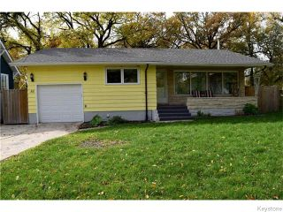 Photo 20: 50 Mortimer Place in Winnipeg: Scotia Heights Residential for sale (4D)  : MLS®# 1626202