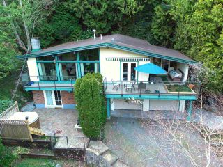 "Main Photo: 6935 MARINE Drive in West Vancouver: Whytecliff House for sale in ""WHYTECLIFF PARK"" : MLS®# R2557768"