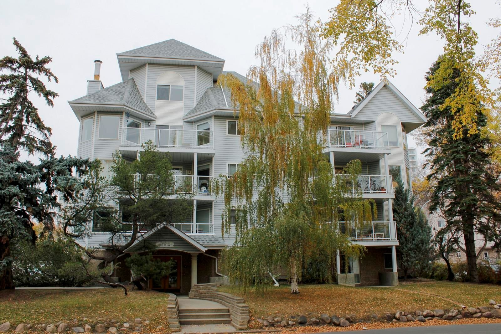 Main Photo: 203 10810 86 Avenue in Edmonton: Zone 15 Condo for sale : MLS®# E4266075