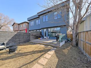 Photo 29: 466 21 Avenue NW in Calgary: Mount Pleasant Semi Detached for sale : MLS®# A1092509