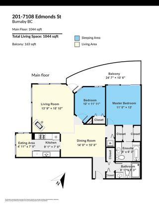 Photo 36: 201 7108 EDMONDS STREET in Burnaby: Edmonds BE Condo for sale (Burnaby East)  : MLS®# R2598512