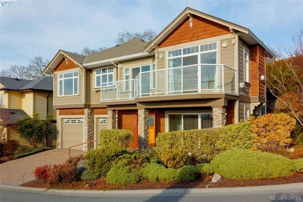Main Photo: 860 Rainbow Cres in VICTORIA: SE High Quadra House for sale (Saanich East)  : MLS®# 804303