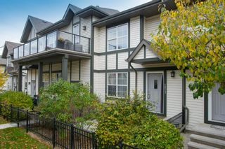 Photo 3: 1217 CRANFORD Court SE in Calgary: Cranston Row/Townhouse for sale : MLS®# A1085162