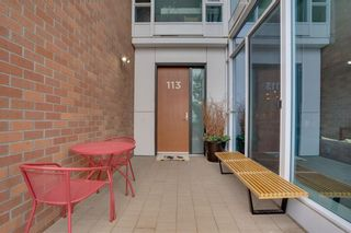 Photo 37: 113 Confluence Mews SE in Calgary: Downtown East Village Row/Townhouse for sale : MLS®# A1138938