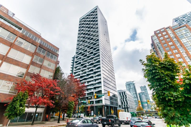 FEATURED LISTING: 1606 - 889 PACIFIC Street Vancouver