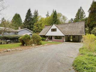 """Main Photo: 5737 CRANLEY Drive in West Vancouver: Eagle Harbour House for sale in """"Eagle Harbour"""" : MLS®# V1116160"""