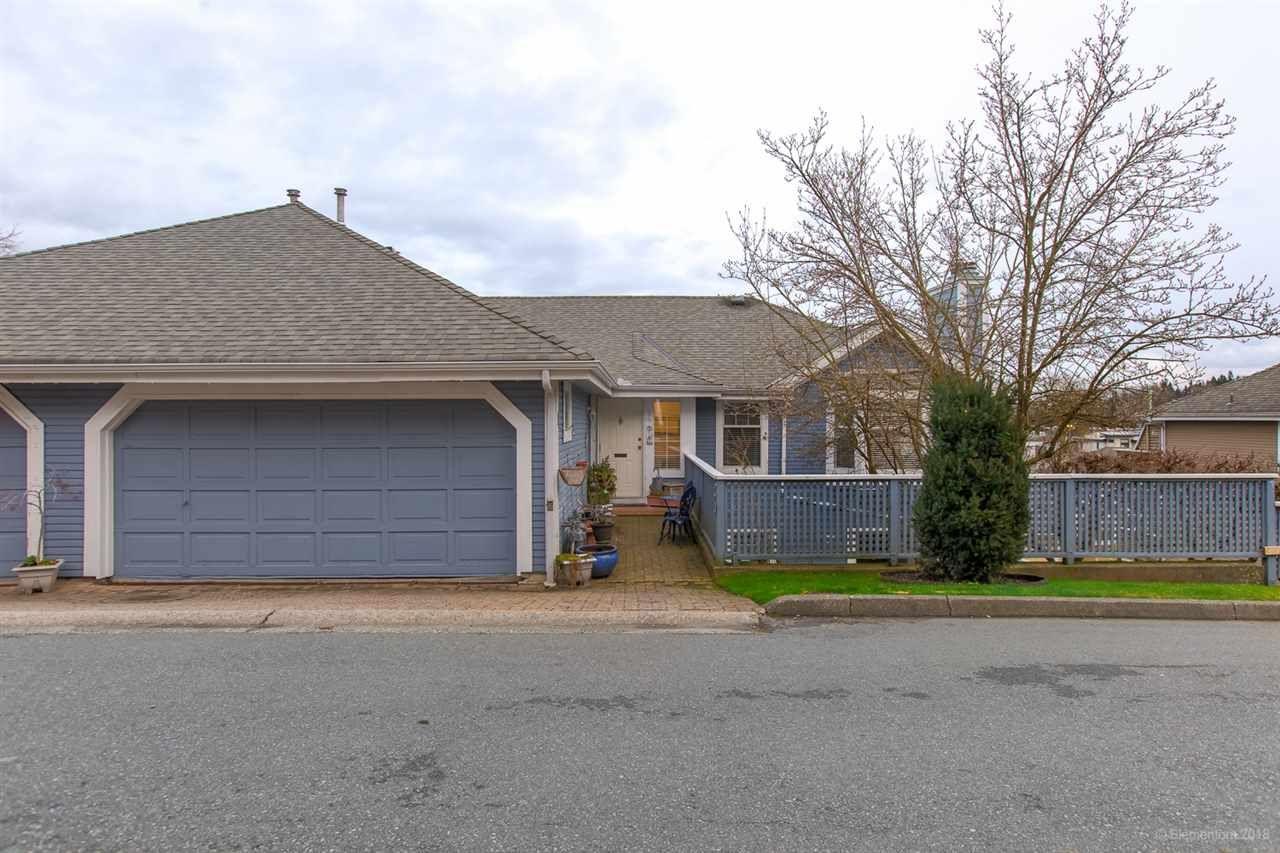 "Photo 1: Photos: 24 1140 FALCON Drive in Coquitlam: Eagle Ridge CQ Townhouse for sale in ""FALCON GATE"" : MLS®# R2427622"