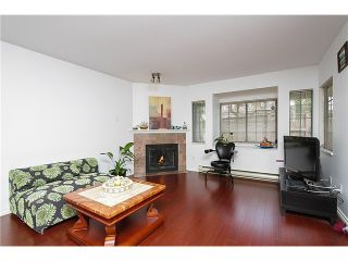 """Photo 4: 34 355 DUTHIE Avenue in Burnaby: Westridge BN Townhouse for sale in """"TAPESTRY"""" (Burnaby North)  : MLS®# V1062631"""