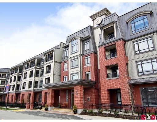 """Main Photo: 415 8880 202ND Street in Langley: Walnut Grove Condo for sale in """"THE RESIDENCES AT VILLAGE SQUARE"""" : MLS®# F2904901"""