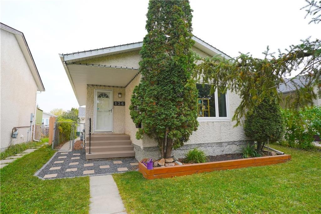 Main Photo: 136 Atwood Street in Winnipeg: Mission Gardens Residential for sale (3K)  : MLS®# 202124769