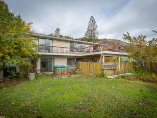 Photo 25: 965 PUHALLO DRIVE in Kamloops: Westsyde House for sale : MLS®# 164543
