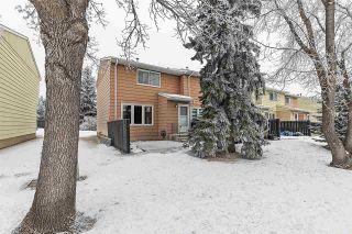 Photo 39: 17357 85 Avenue in Edmonton: Zone 20 Townhouse for sale : MLS®# E4223023