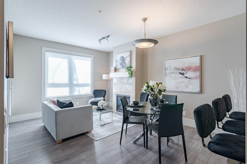 Main Photo: 102 518 33 Street NW in Calgary: Parkdale Apartment for sale : MLS®# A1091998