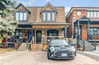 Photo 1: 477 St Clarens Ave in Toronto: Dovercourt-Wallace Emerson-Junction Freehold for sale (Toronto W02)  : MLS®# W3729685