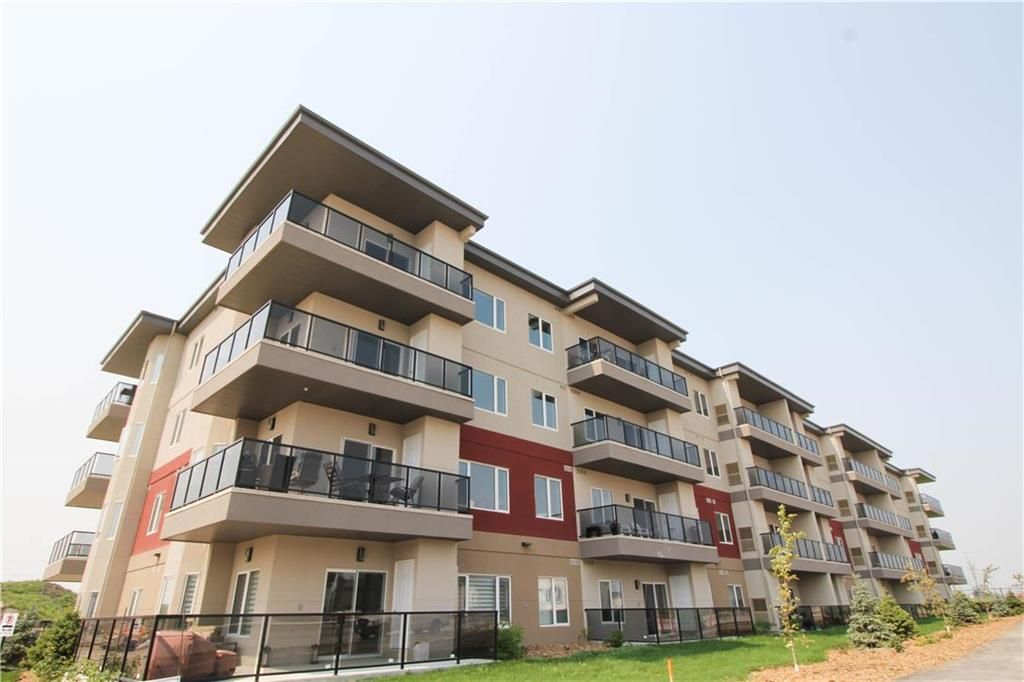 Main Photo: 210 80 Philip Lee Drive in Winnipeg: Crocus Meadows Condominium for sale (3K)  : MLS®# 202113062