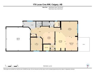 Photo 33: 178 Lucas Crescent NW in Calgary: Livingston Detached for sale : MLS®# A1089275