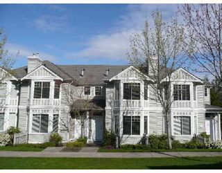 Photo 1: 70 7500 CUMBERLAND Street in Burnaby: The Crest Townhouse for sale (Burnaby East)  : MLS®# V773065