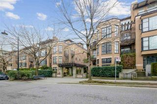 """Photo 1: 205 2175 SALAL Drive in Vancouver: Kitsilano Condo for sale in """"SOVANA"""" (Vancouver West)  : MLS®# R2552705"""