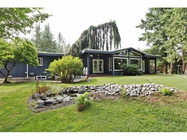 Photo 1: Photos: 29 Clovermeadows Cr in Langley: Salmon River House for sale : MLS®# F1429992