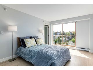 """Photo 15: 1201 1405 W 12TH Avenue in Vancouver: Fairview VW Condo for sale in """"THE WARRENTON"""" (Vancouver West)  : MLS®# V1062327"""