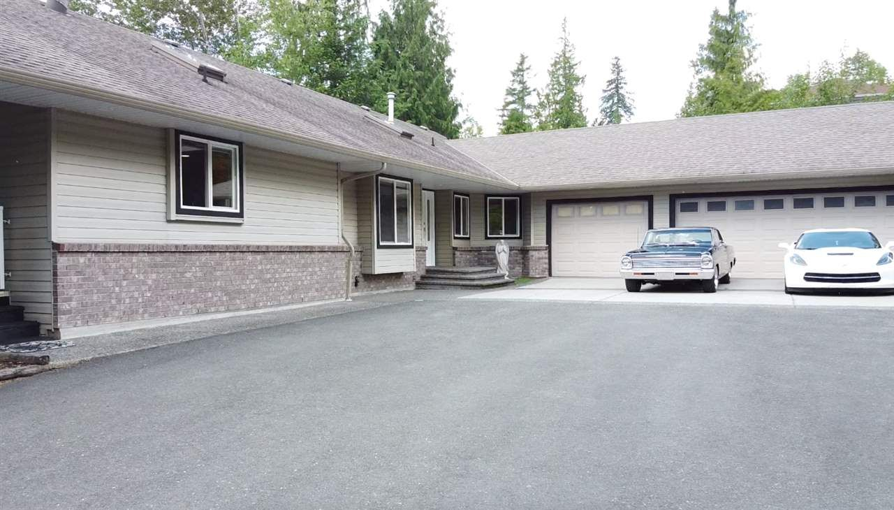 Main Photo: 12236 272 Street in Maple Ridge: Northeast House for sale : MLS®# R2460987