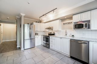 """Photo 6: 111 303 CUMBERLAND Street in New Westminster: Sapperton Townhouse for sale in """"Cumberland Court"""" : MLS®# R2606007"""